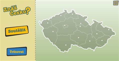 Znáte Českou republiku? - Soutěže