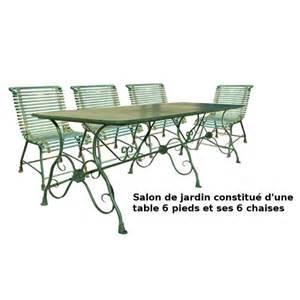 Table Jardin Pas Cher Gifi by Salon De Jardin Fer Forge Castorama Qaland Com