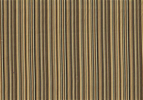 dr09 brown mill creek fabric gold brown beige black stripe drapery