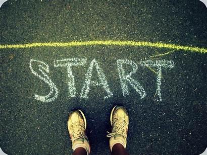 Start Journey Starting Line Investment Investing Education