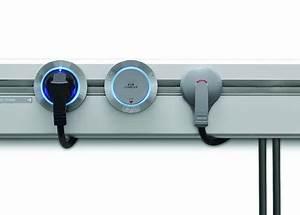 Goulotte Electrique Avec Prise : plinthe cuisine accessoires de cuisine ~ Mglfilm.com Idées de Décoration