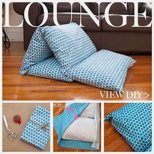 diy un coussin de sol pour se prelasser blog de petit With tapis de sol avec tissu housse canapé