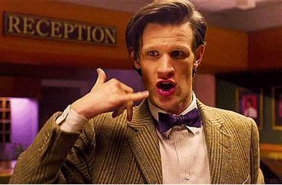 Matt Smith Gifs Doctor Eleventh Call Bad