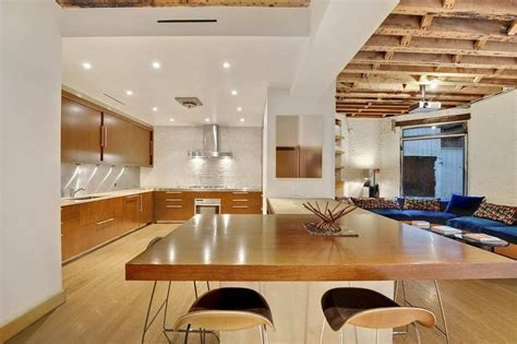 Jaw Dropping Tribeca Condo Duplex   iDesignArch   Interior
