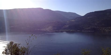 Fishing Boat Accident Nova Scotia by Okanagan Lake Boating Accident Claims Life Of 14 Year Old