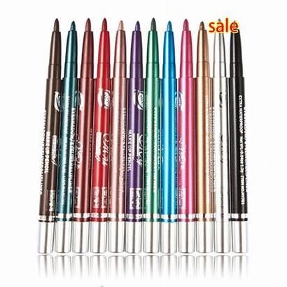 Eyeliner Pencil Makeup Eye Shimmer Liner Waterproof