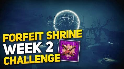 Forfeit Shrine Ascendant Challenge Guide