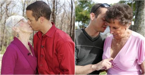 Meet The 33 Year Old Man Who Is Addicted To Dating Older