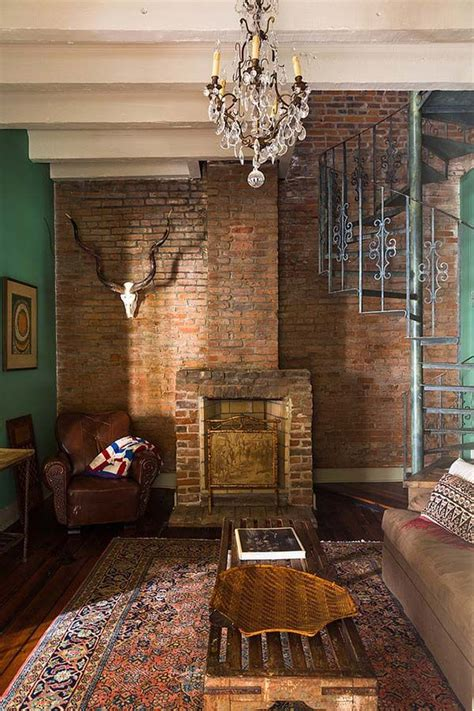Restoration Of Eclectic French Quarter Piedaterre In New