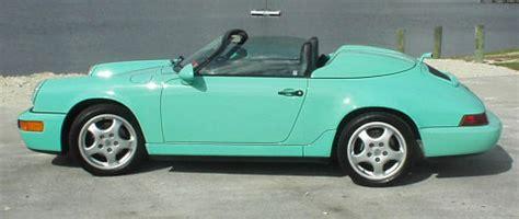 porsche mint green paint code 993 paint color experts only pelican parts technical bbs