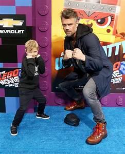 Pictured: Josh Duhamel and son, Axl Jack Duhamel ...