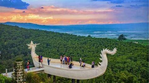 obyek wisata  bandungan ambarawa tempat wisata indonesia