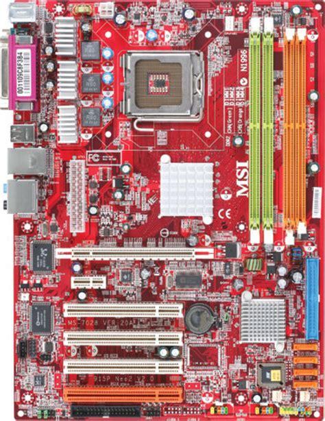 msi ms 7028 audio driver