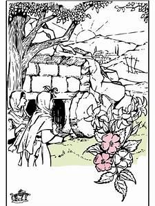 Ostern Bibel 3 Ostern Malvorlagen