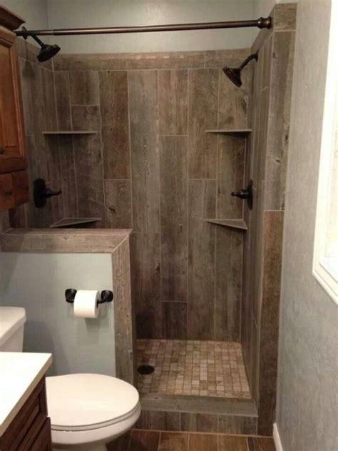 cute rustic bathroom  mallika remodelacion de