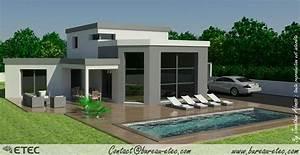 resultats google recherche d39images correspondant a http With plan de maison moderne 5 maison contemporaine beaune etec