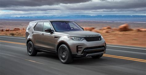 2019 Land Rover Discovery Gets A New Diesel And Tech
