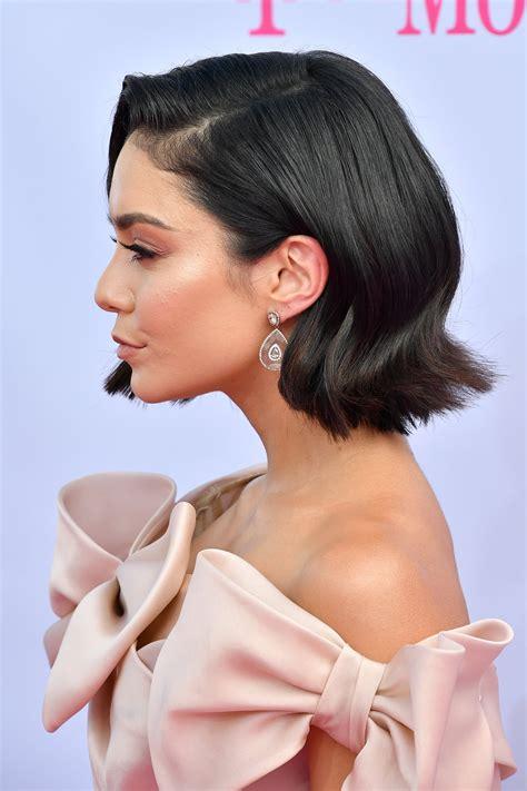 vanessa hudgens hair  makeup    billboard awards popsugar beauty