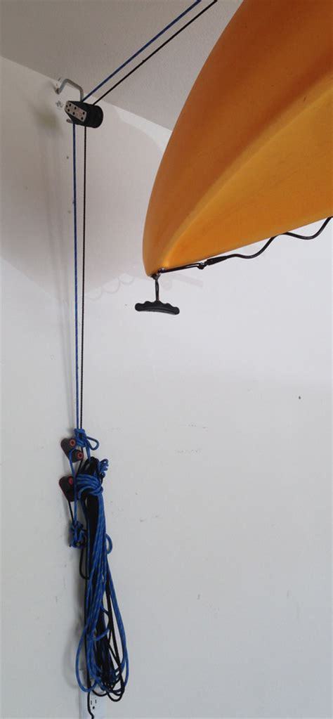 hobie forums view topic hoist pulley system for 100 lb