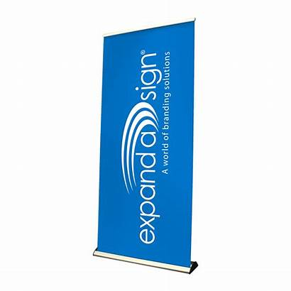 Roll Ex Banner Banners Rollup Pull Versatile