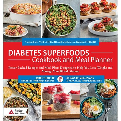Modern living has brought us a lot of great innovations, unfortunately that includes fast food that is rich in preservatives and high in sugar. Diabetes Superfoods Cookbook and Meal Planner | Soul food cookbook, Diabetes friendly recipes ...