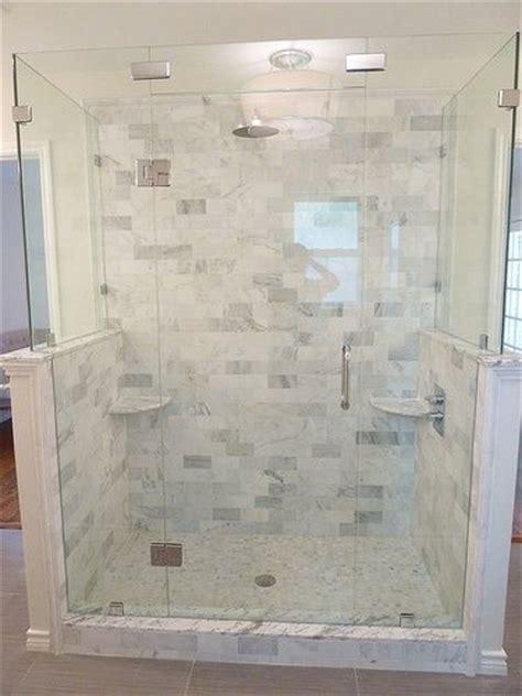 marble subway tile bathroom renovation master bathroom marble frameless