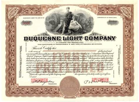 duquesne light company duquesne light company pennsylvania 1928