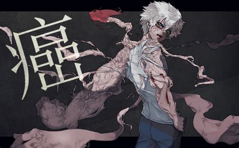 cancer cell hataraku saibou zerochan anime image board