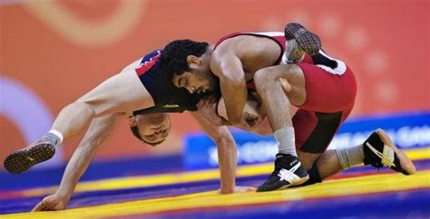 kushti traditional indian wrestling cwg