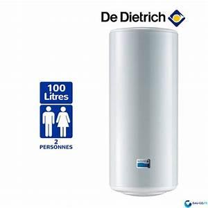 Prix Des Chauffes Eau Electrique : chauffe eau electrique 100l vertical ~ Edinachiropracticcenter.com Idées de Décoration