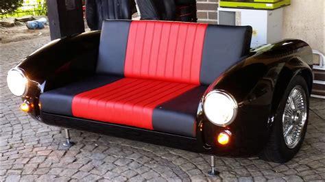 Shelby Ac Cobra Car Sofa, Sofa Z Samochodu Cars Tel. 888