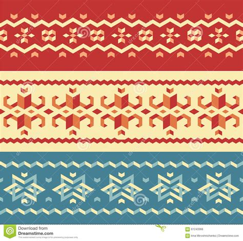 Whatever you're shopping for, we've got it. Christmas Sweater Patterns stock vector. Illustration of ...