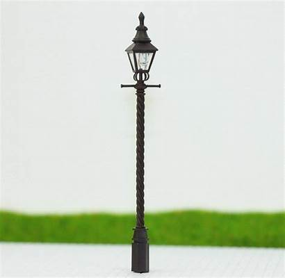 Street Lamp Antique Railway Oo Scale Ho