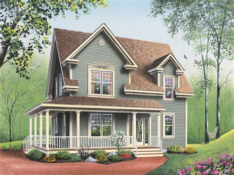 Victorian Country Style House Plans  House Design Plans