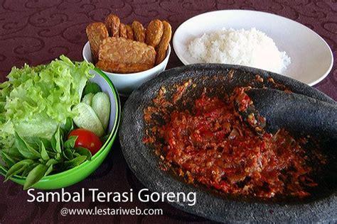 Inilah bunda resep sambal goreng petai khas sambal tradisional masyarakat sunda. Kumpulan Resep Asli Indonesia | Sambal Terasi Goreng | Resep | Resep makanan, Resep, Resep ayam