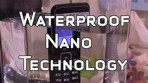 Taiwan Nano Exhibition: Demo einer wasserdichten ...