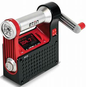 Eton Axis Emergency Radio