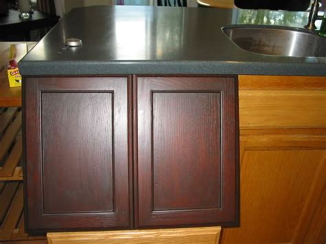 general finishes gel stain brown mahogany java stain