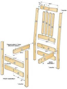 plans for wood rocking chairs furnitureplans