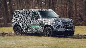 Nouveau Land Rover Defender : le nouveau land rover defender est en route topgear ~ Medecine-chirurgie-esthetiques.com Avis de Voitures