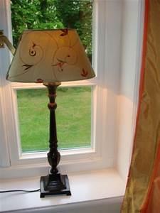 Lampe Für Fensterbank : lampenschirm berlin fertigung nach ma inh sabine bruns ~ Sanjose-hotels-ca.com Haus und Dekorationen