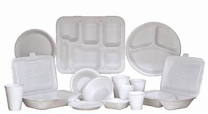 Disposable Plates Thermocol Crockery Foam Plate Items