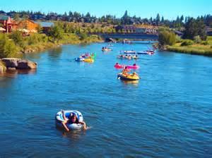 River Float Bend Oregon