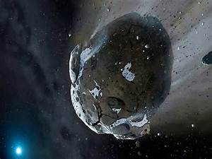 Near-Earth Asteroid 2000 EM26 the size of three football ...