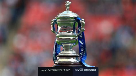 Confirmed Date For Women's FA Cup Quarter-Final Clash