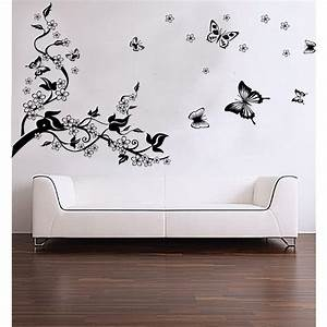 Wall Decals Ideas, A Replacement of Wallpapers