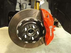 All About The Hellcat  Part 1  A Look At The Brakes