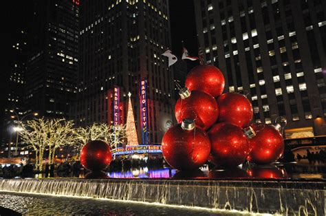 christmas decoration new york city holliday decorations