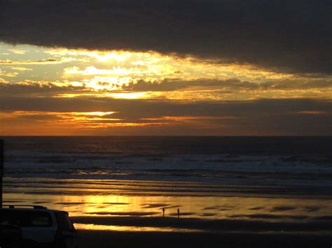 Nye Beach Newport Oregon Coast October Love