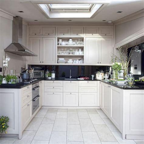 Top Good U Shaped Kitchen Layout 15700